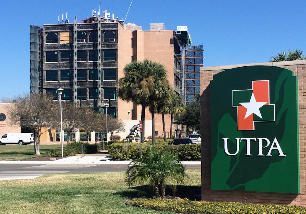 UTPA Executive Tower